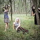 Forest Dwellers by redhairedgirl