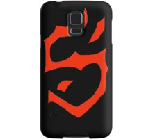 The Mark of Scath Inspired Shirt Samsung Galaxy Case/Skin