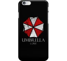 Umbrella CORP. iPhone Case/Skin