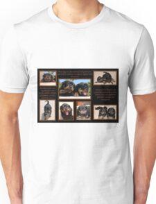 Rottweiler Memories Unisex T-Shirt
