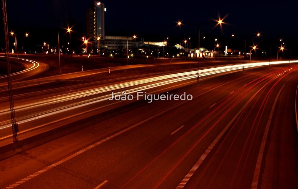 Jönköping by night by João Figueiredo