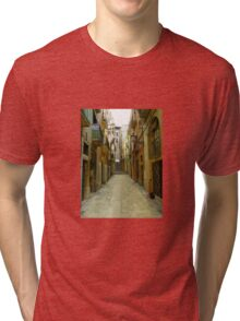 Lost in the alley Tri-blend T-Shirt