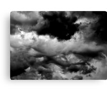 Ominous Canvas Print