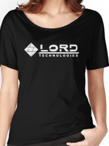 LORD TECHNOLOGIES Women's Relaxed Fit T-Shirt