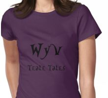 Teale Tales 1 : Wyv Land of Magik Official T Shirt Womens Fitted T-Shirt