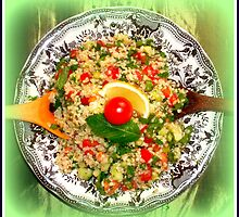 Tabbouleh by ©The Creative  Minds