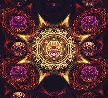 Magic Orbs by Pam Amos