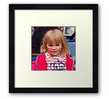 Young Beauty 2 Framed Print