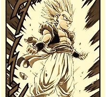 Gotenks by Falcomm