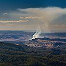 Smoke by Werner Padarin