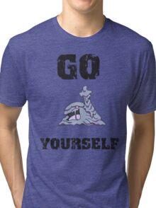 Go Muk Yourself Tri-blend T-Shirt
