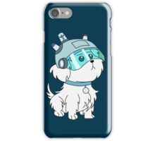 Snuffles/Snowball (Rick and Morty)  iPhone Case/Skin