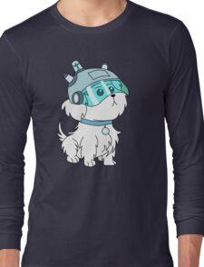 Snuffles/Snowball (Rick and Morty)  Long Sleeve T-Shirt