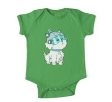 Snuffles/Snowball (Rick and Morty)  One Piece - Short Sleeve