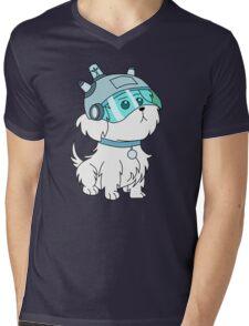 Snuffles/Snowball (Rick and Morty)  Mens V-Neck T-Shirt