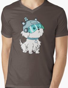 Snuffles/Snowball (Rick and Morty)  Mens V-Neck T-Shirt