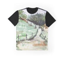 Enter the wilderness Graphic T-Shirt