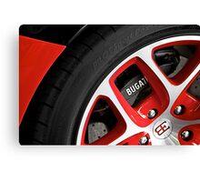 Bugatti Veyron Grand Sport Vitesse Canvas Print