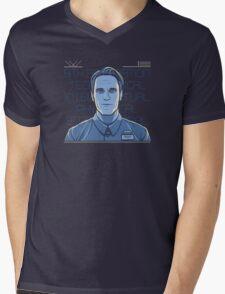 8th Wonder Mens V-Neck T-Shirt