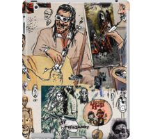 phil jarry - ok - 120 iPad Case/Skin