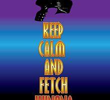 Fetch Winona by Lee Edward McIlmoyle