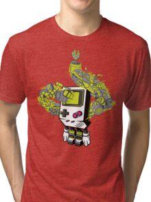 Pixel Dreams Tri-blend T-Shirt