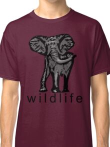 Animal Wildlife Classic T-Shirt
