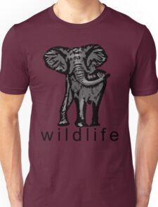 Animal Wildlife Unisex T-Shirt