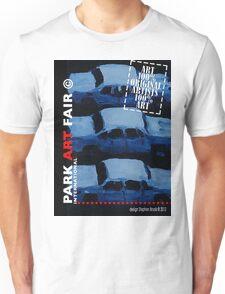 PAFI© 2012 design by Stephen Brook Unisex T-Shirt