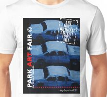 PAFI© 2012 design by Stephen Brook Unisex T-Shirt