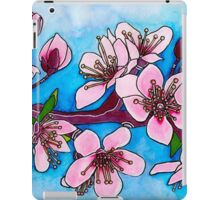 Spring Blooms ~ Cherry Blossoms iPad Case/Skin