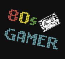 80s Gamer Cassette by babydollchic