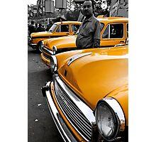 A man and his Ambassadors Photographic Print