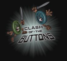 Clash of the BUTTONS Baby Tee