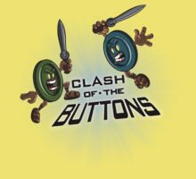 Clash of the BUTTONS One Piece - Short Sleeve