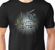 Clash of the BUTTONS Unisex T-Shirt