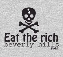 Eat the rich by WAMTEES
