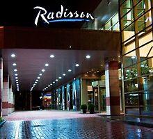 Radisson Blu Hotel, Kaliningrad by viewfrom99