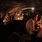 Gordan's Wine Bar, London - In the Cellar by rsangsterkelly