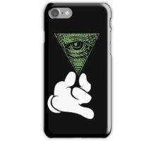 THEY'VE GOT THE WHOLE WORLD IN THEIR HANDS iPhone Case/Skin