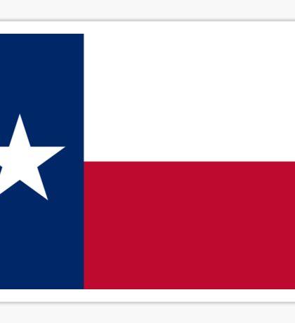 Texas Flag Texan USA - Lone Star T-Shirt Duvet Sticker Sticker