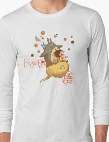 My friend goku Long Sleeve T-Shirt