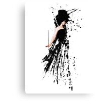 The Artist Canvas Print