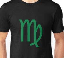 Virgo Star Sign Unisex T-Shirt