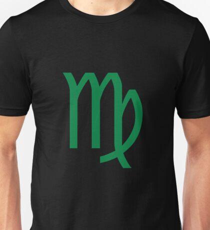 Virgo Star Sign Unisex T-Shirt
