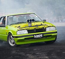 GONUTS Burnout by VORKAIMAGERY