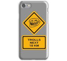 Trolls - kilometers iPhone Case/Skin