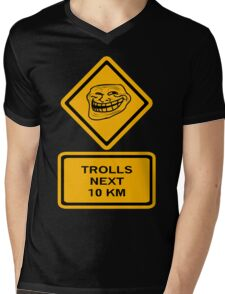 Trolls - kilometers Mens V-Neck T-Shirt