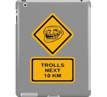Trolls - kilometers iPad Case/Skin