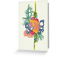 Molly's Reef Greeting Card
